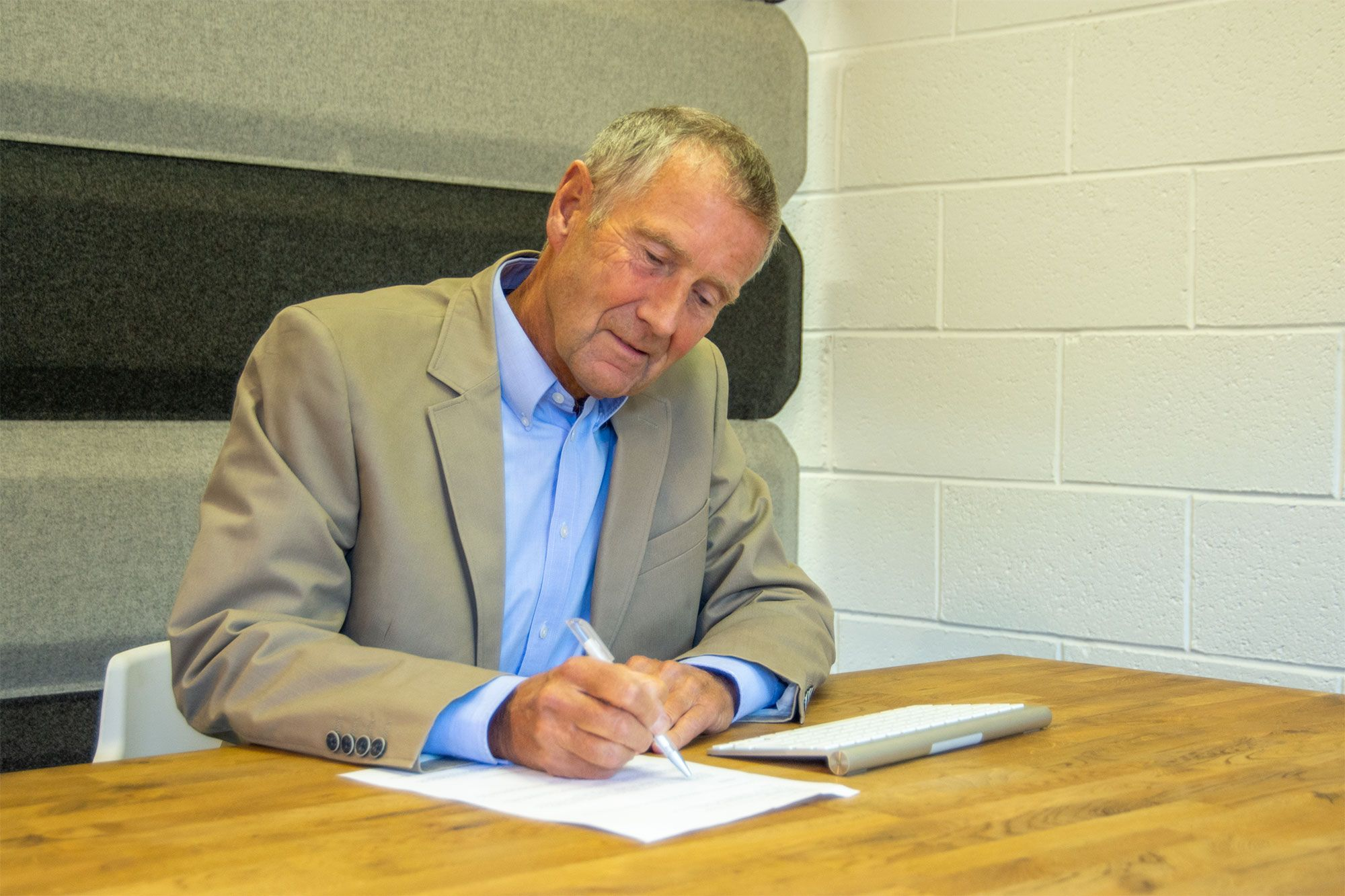 Tony Armitage, Insolvency Practitioner